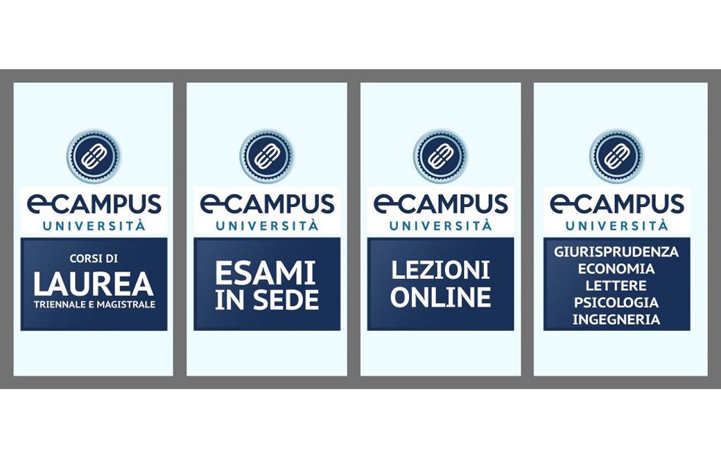 E-Campus la tua università